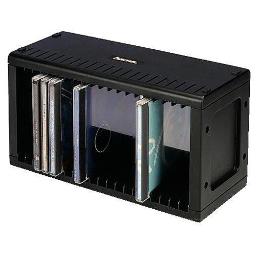 Hama CD-Rack 20, Schwarz -