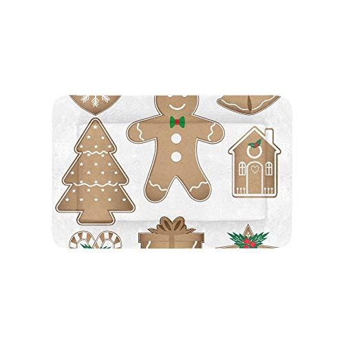Süße Keks Extra Große Individuell Bedruckte Bettwäsche Weiche Haustier Hundebetten Für Welpen Und Katzen Möbel Matte Höhlenauflage Kissen Innen Geschenk Lieferanten 36 X 23 Zoll ()
