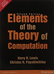 Elements Of The Theory Of Computation, 2Nd Edition