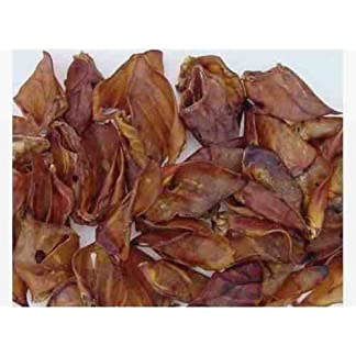 2 nets of Quality Large Heavy British Grade A Pigs Ears x100 in total (Pork) 41CH94cAiVL