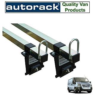 FORD TRANSIT LOW ROOF Van Roof Rack 2 Bars(01-12) VAN - Autorack Mega-Bars