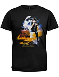 Back To The Future - Mens Btf Poster T-shirt