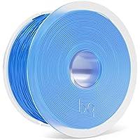 BQ Easy Go - Filamento PLA de 1.75 mm (100% PLA, resistente a la acetona, rápido endurecimiento) color azul cielo
