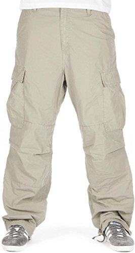 Carhartt Cargo Pant Ripstop Leather Beige