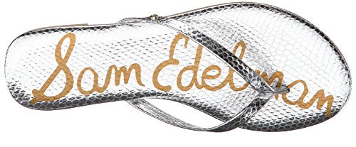 Sam Edelman Oliver, Mules femme silver