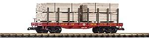 Piko 38740g de de vagón SF con Carril de Carga, Vehículo