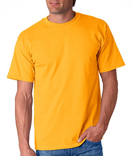 Gottesanbeterin auf American Apparel Fine Jersey Shirt Gold