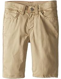 Dickies - - 5 poches en sergé extensible Shorts KR560 fille