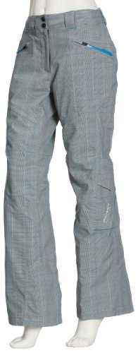 Northland Professional, Pantaloni cargo Donna Exo Cyber L's Pantaloni da scis black/white/cyan blue