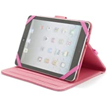 "NGS Mob - Funda universal para tablets de 7"" a 8"", color rosa"