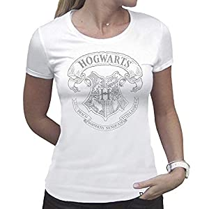 ABYstyle abystyleabytex368_ XS Harry Potter Hogwarts camiseta para mujer (XS)