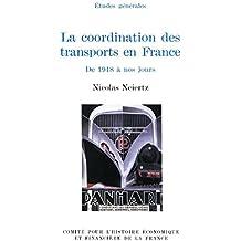 La coordination des transports en France: De 1918 à nos jours