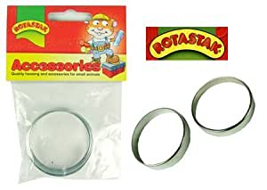 (Rotastak) Accessories Anti-Gnaw Rings for Small Animals (21008) [34412]