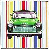Wink design,Lione, Print, Madera, multicolor