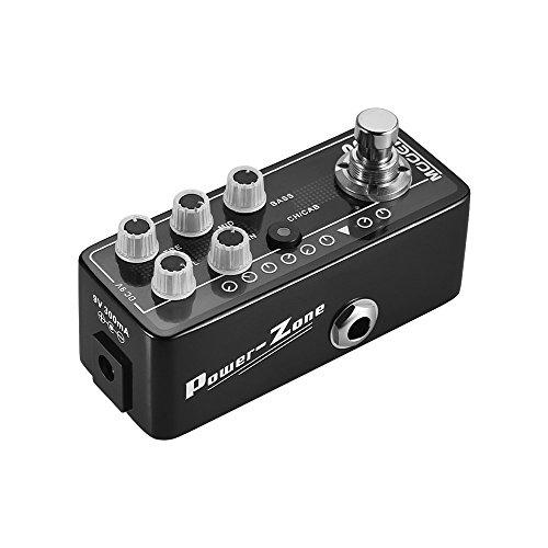 Kalaok MICRO PREAMP Serie 003 Power-Zone amerikanischen Stil High Gain Digital Preamp Vorverstärker Guitar Effect Pedal True Bypass -