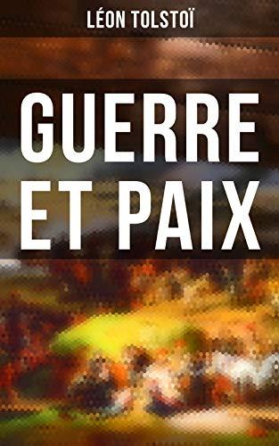 Couverture du livre Guerre et Paix