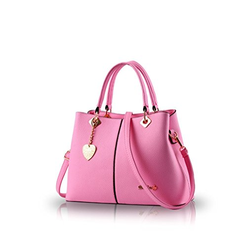 Bilis, Borsa a mano donna, Rose (rosa) - Bilis-079 Pink