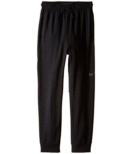 Nike DF TRAINING FLEECE PANT YTH–Hose für Jungen XL schwarz (Fleece Pant Yth)