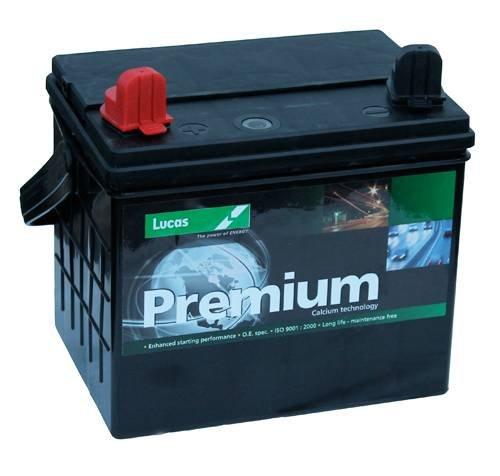 Lucas Premium gardenning lp896batteria Motoculture 12V 32Ah 300Amps (in)