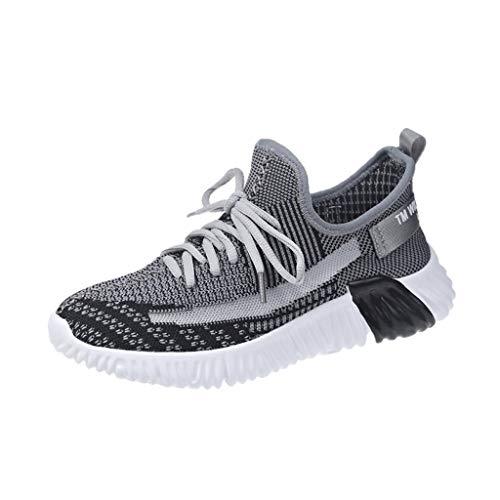 URIBAKY Mesh Air Leichte Schuhe Damen Laufschuhe Sneakers,Turnschuhe,Sportschuhe,Fitnessschuhe Leicht,Joggingschuhe,Kickers Schuhe,Turnschuhe