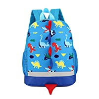 Kids Toddlers Dinosaur Backpack Baby Backpack Kindergarten Backpack Toddler Kids Backpack Girls Boys Backpack Schoolbag