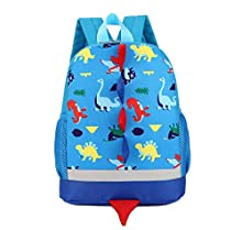 Kids Toddlers Dinosaur Backpack Children Dragon Backpack Rucksack School Bag for Boys Girls