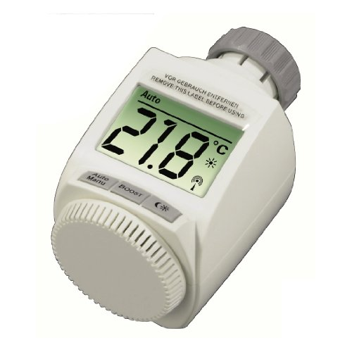 Xavax MAX! Heizkörper-Thermostat für MAX! System
