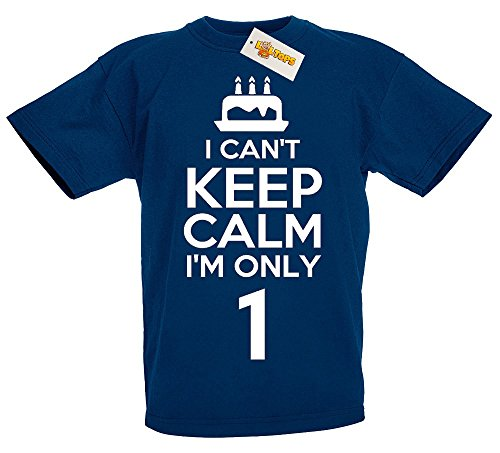 i-cant-im-only-1-1st-birthday-gift-t-shirt-for-1-year-old-boys-girls-navy