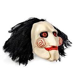Idea Regalo - Originale Saw bambola - maschera dell'orrore