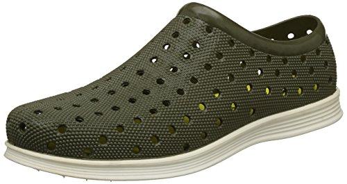Sandak Men's Wonder Green Loafers-9 UK/India (43 EU)(8527088)
