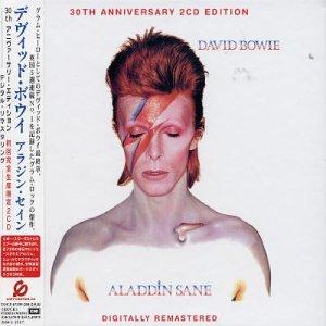 Aladdin Sane 30th Anniv. 2 CD