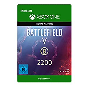 Battlefield V: Battefield Currency 2200 | Xbox One – Download Code