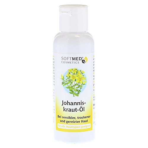 Softmed Cosmetics Johanniskraut-Öl, 100 ml