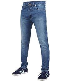 Newfacelook Mens Skinny Jeans Designer Fashion Denim Pant Trousers