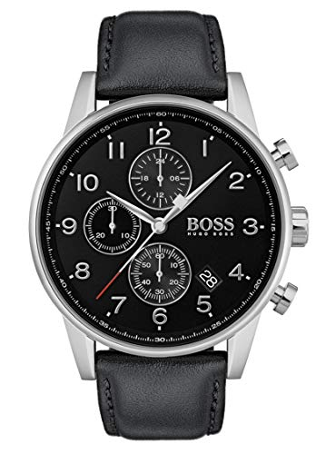 Hugo Boss Classic Analog Silver Dial Men's Watch-1513678