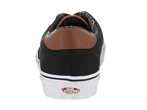 Vans Herren Ua Era 59 Sneakers (c L) Black/material Mix