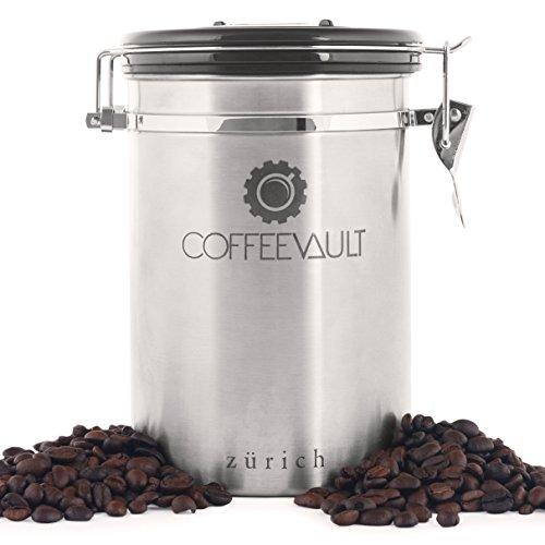 vault-el-cafe-de-cafe-con-acero-inoxidable-cafe-scoop-tapa-de-almacenamiento