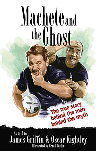 Machete and the Ghost (English Edition) Griffin Rugby