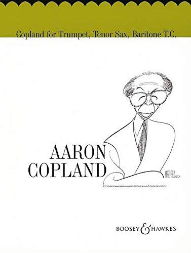 Copland for Trumpet (Tenor-Saxophone/Bar...