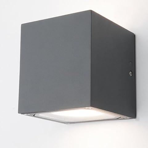 SLV 232535 Sitra Cube Wall Light,