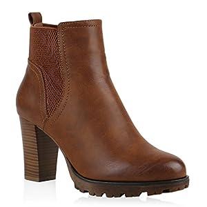 Stiefel Braun Damen