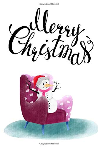 ebook 160 dotted pages xmas - soft cover bullet journal diary ()