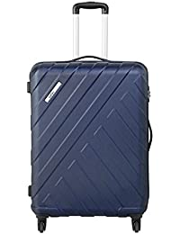 Safari Polycarbonate 56 cms Midnight Blue Hardsided Carry On (HARBOUR 4W 55)