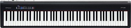 ROLAND FP-30 88 Key Digital Piano, Schwarz