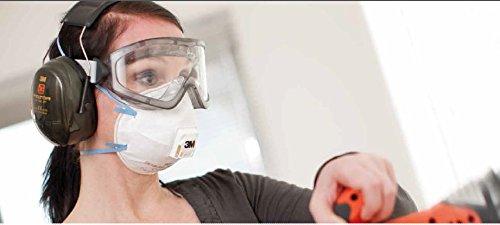 Gehörschutz Arbeit: 3M H520AC Peltor Kapselgehörschützer für Lärmpegel von 94 bis 105 dB