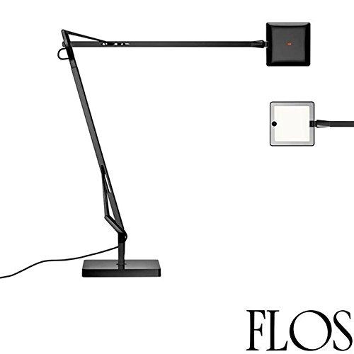 Flos KELVIN Edge Base LED Lampe de table noir f3452030 variateur
