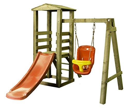 Holzdach-Bausatz Kinderspielgeräte für