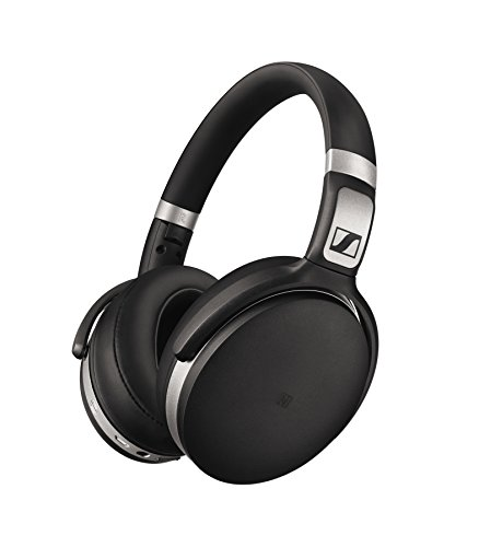 Sennheiser HD 4.50 BT NC Bluetooth Wireless Headphones (Black) with Active Noise Cancellation