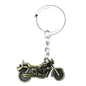 Umiwe(TM) Llavero de Inoxidable del Colgante de Mini Motocicleta con Umiwe Accesorio de Umiwe