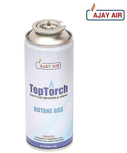 Top Torch Butane Cans for Caramelizing Gun